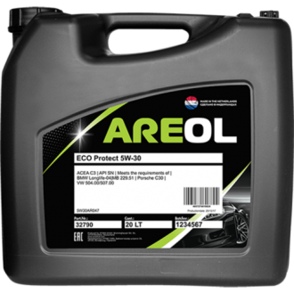 Areol ECO Protect 5W-30 20л